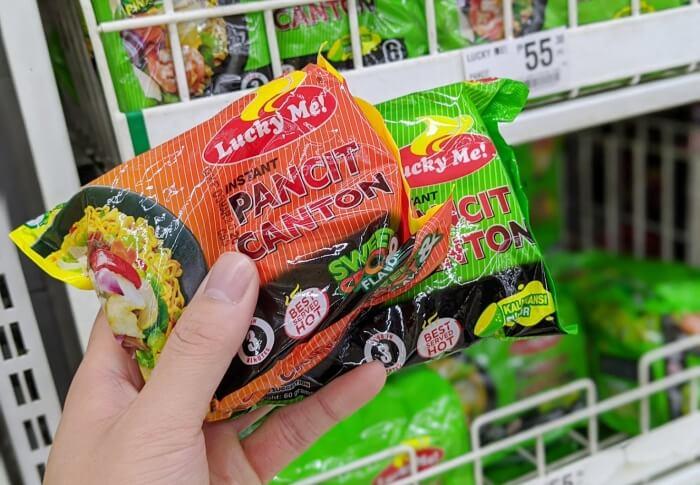 パンシットカントン フィリピンのお土産