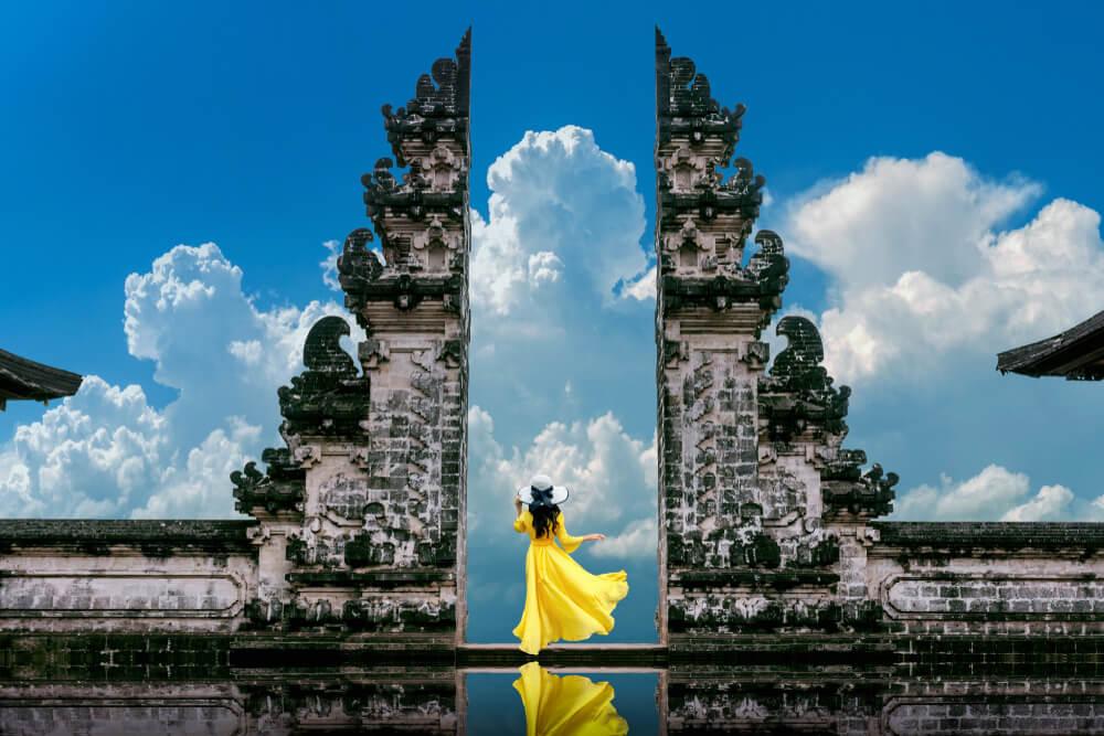 インドネシア 観光