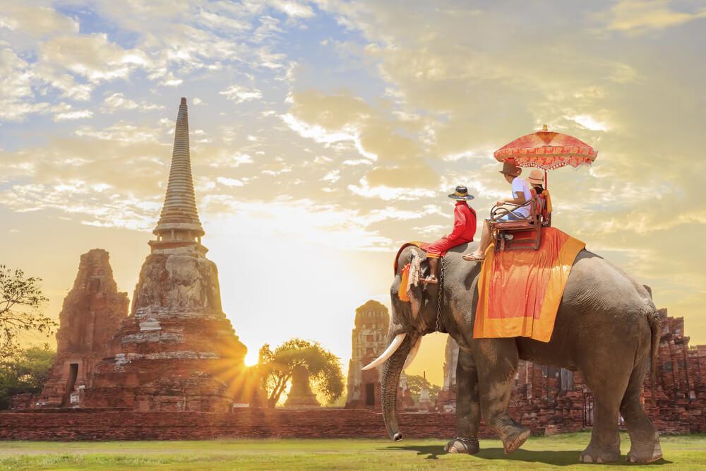 タイ 人気観光地