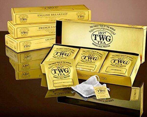紅茶/TWG シンガポールのお土産