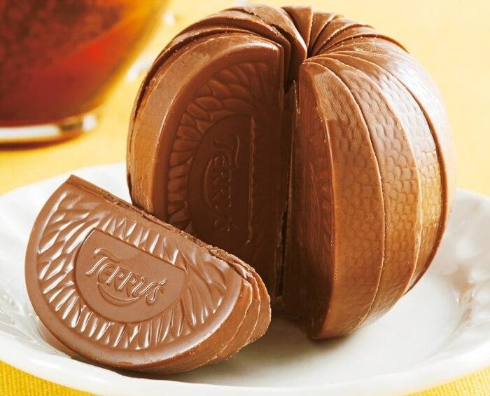 オレンジミルク/テリーズチョコレート イギリスのお土産