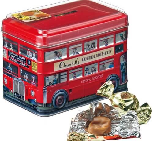 クリームトフィー/チャーチル イギリスのお土産