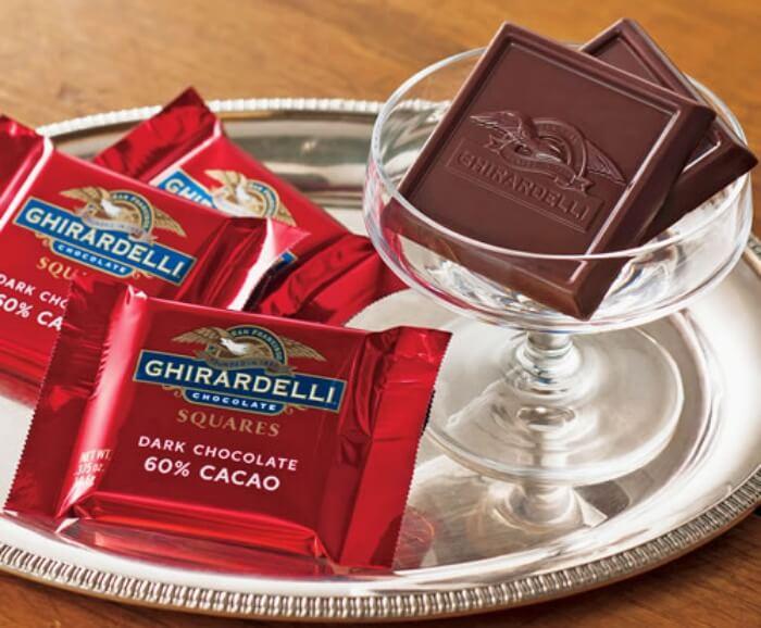 チョコレート/GIRARDELLI  アメリカのお土産