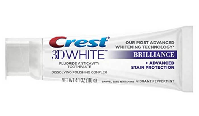 ホワイトニング歯磨き粉/Crest 3D WHITE アメリカのお土産