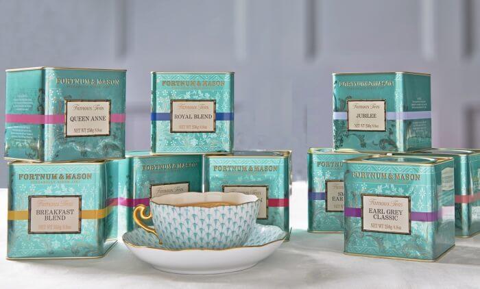 紅茶/フォートナム&メイソン イギリスのお土産
