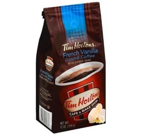 コーヒー/Tim Hortons カナダのお土産