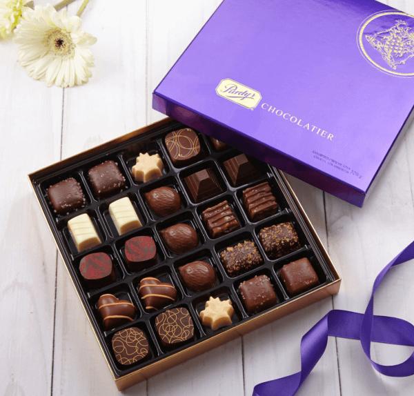 チョコレート/Purdy's  カナダのお土産