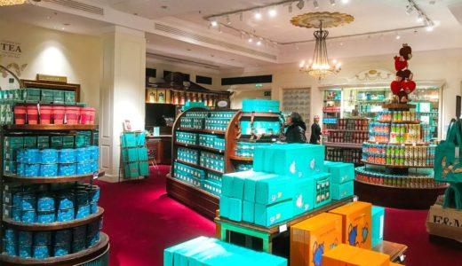 ロンドンの人気紅茶専門店「フォートナム&メイソン」のおすすめお土産ランキング10選【現地レポート】