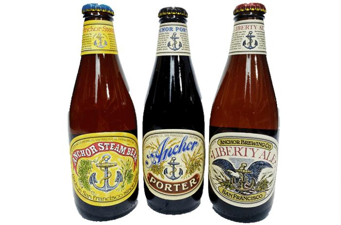 アンカービール サンフランシスコのお土産