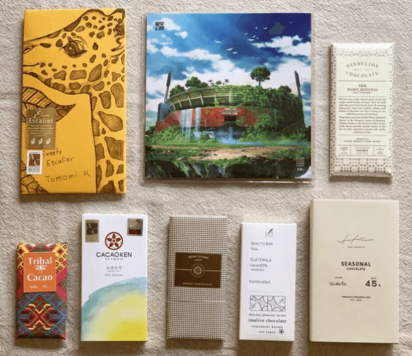 チョコレート/ダンデライオン サンフランシスコのお土産