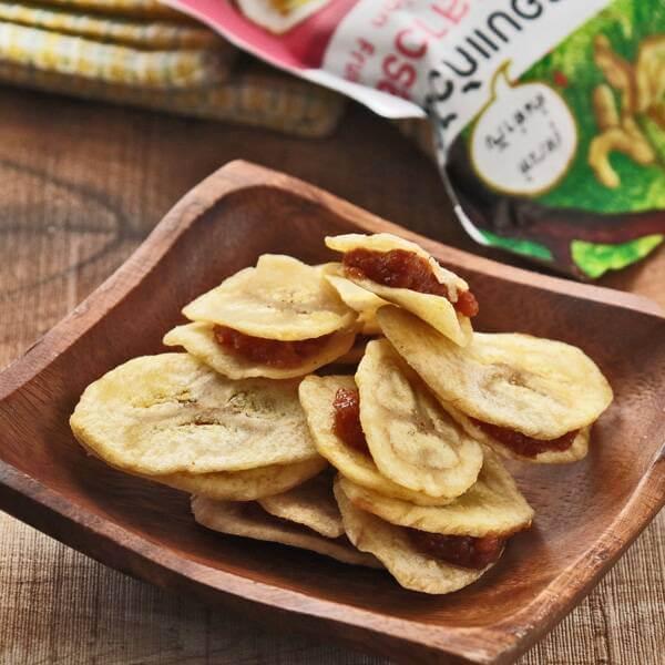 バナナチップス/タマリンドハウス バンコクのお土産