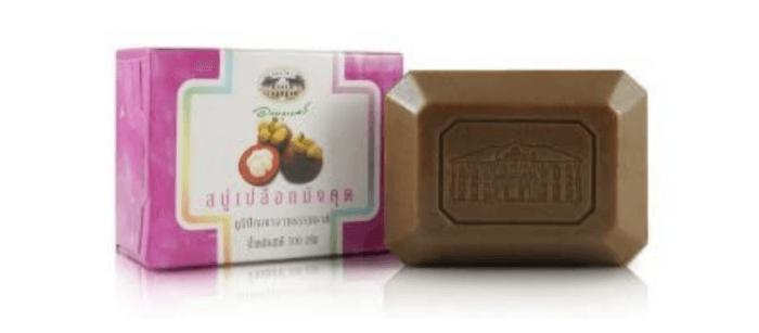 マンゴスチン石鹸/アバイブーベ バンコクのお土産