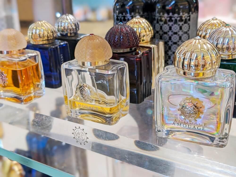 高級香水/Amouage ドバイモールのお土産