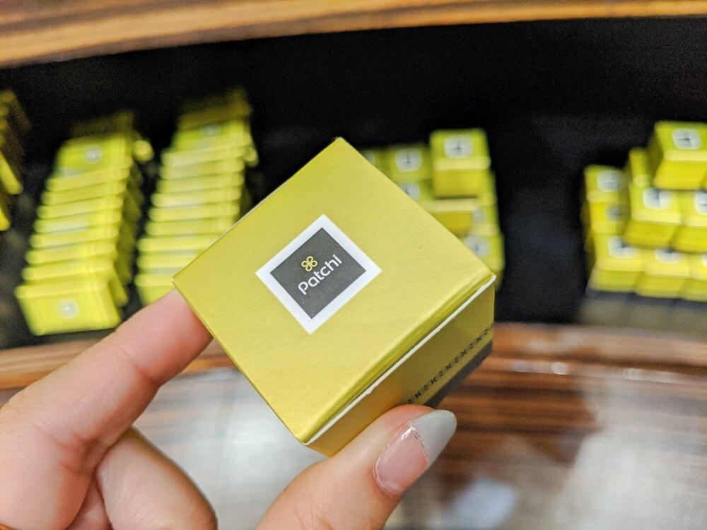 チョコレート/Pacci(パッチ) ドバイモールのお土産