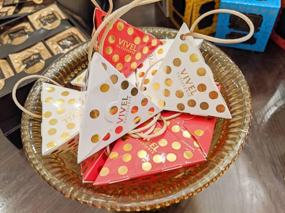 紅茶/VIVEL ドバイモールのお土産