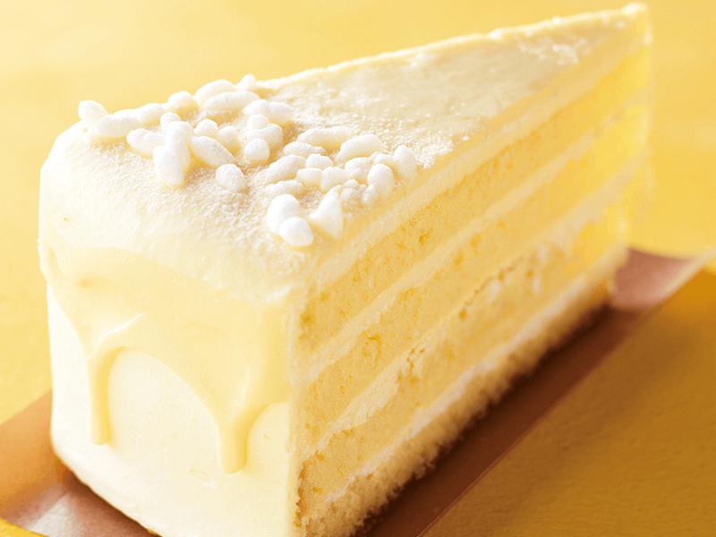 エクセルシオールカフェから『国産甘酒仕立てのホワイトチョコレートケーキ』が好評発売中!