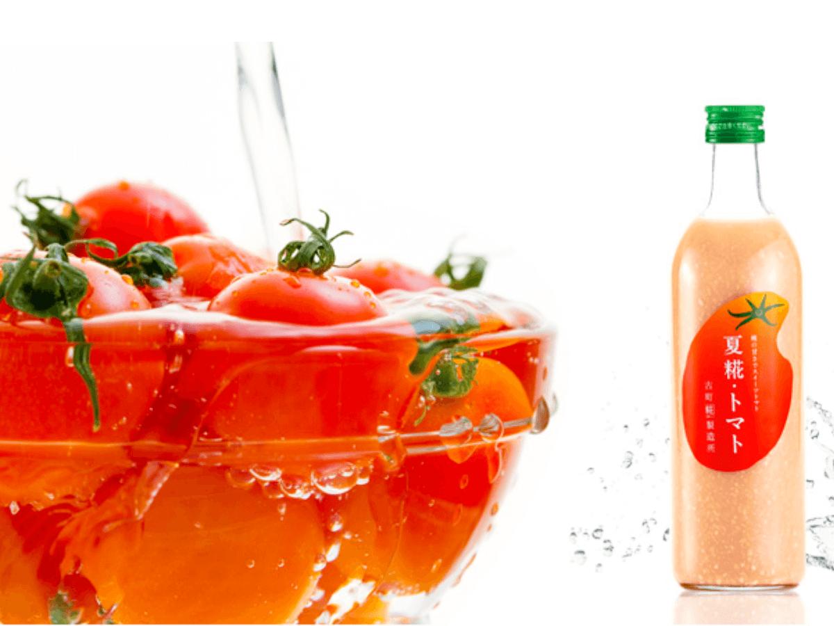 数量限定!毎年完売の人気野菜甘酒『夏糀・トマト』の季節到来♡