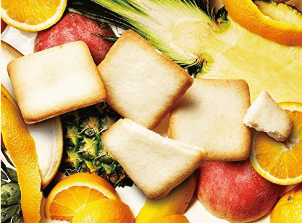 サブレルチーズ ミックスジュース/PABLO 大阪のお土産