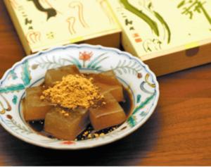 わらび餅/こ寿々 鎌倉のお土産