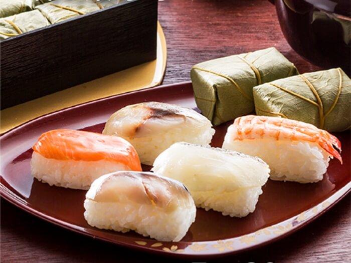 柿の葉寿司/中谷本舗 奈良のおすすめお土産