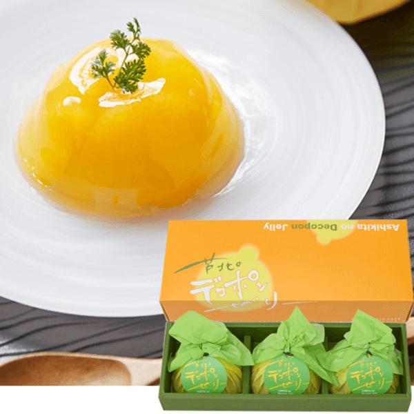 芦北のデコポンゼリー/くまもと菓房 熊本のお土産