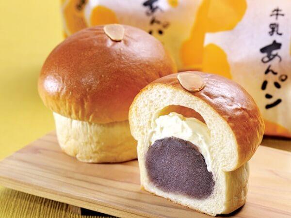 ハリスさんの牛乳あんパン/平井製菓 伊豆お土産