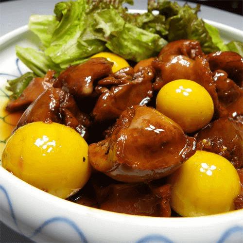 国産鳥もつ煮/いち柳ホテル 山梨のお土産