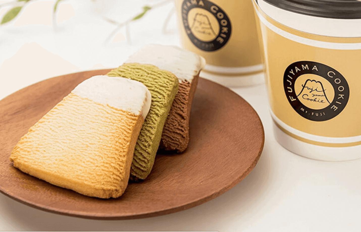 フジヤマクッキー FUJIYAMA COOKIE 富士急ハイランドのお土産