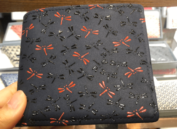 財布/印傳屋 山梨のお土産