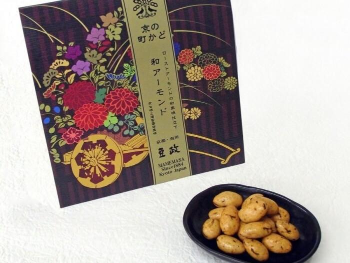 京の町かど/豆政 嵐山のお土産