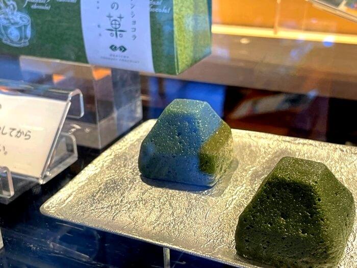 生茶の菓/マールブランシュ 京都のお土産