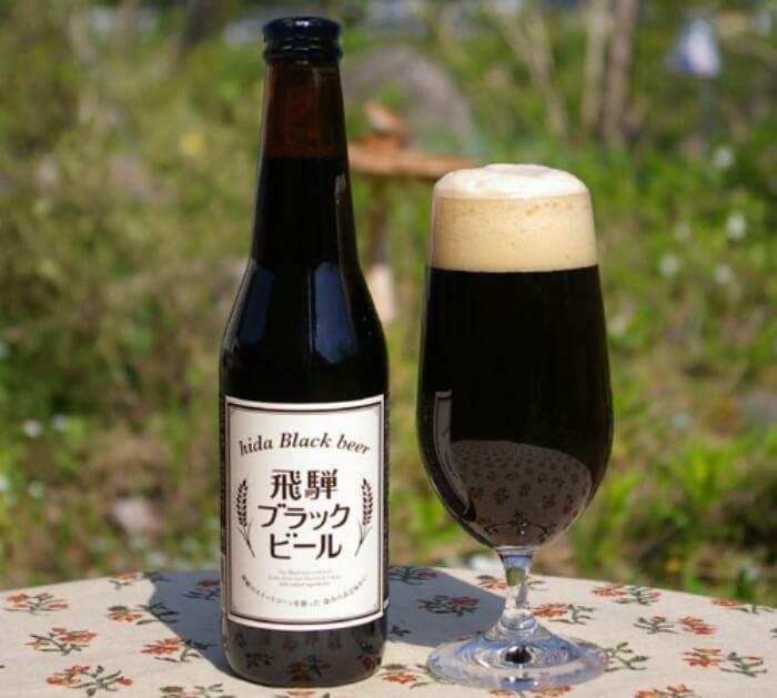 飛騨ブラックビール/地ビール飛騨 飛騨・高山のお土産