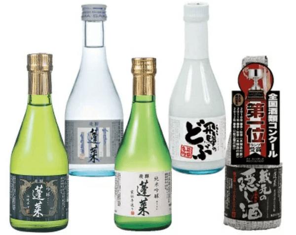 飛騨の地酒 飛騨・高山のお土産