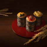 【新商品】スプーンで食べる新感覚シフォンケーキ専門店から、和スイーツ『ザ・米粉シフォン』3種が登場します!