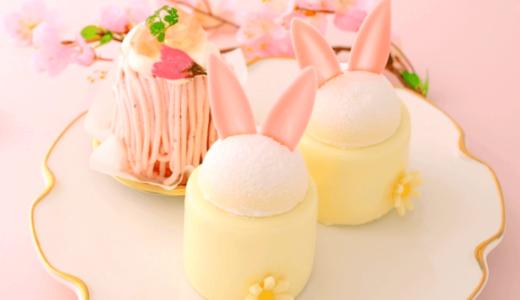 【女子ウケ抜群】ピンク色がかわいいアンテノールの春限定スイーツ5選♡