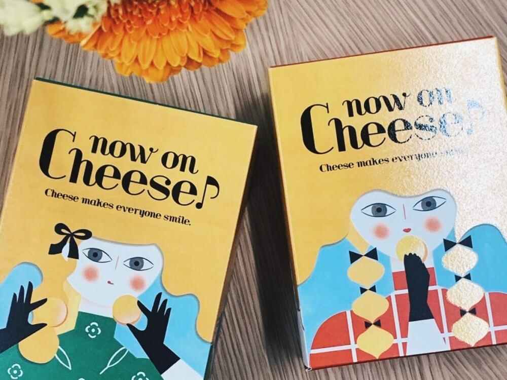 チーズクッキー/Now on Cheese♪ 新宿のお土産