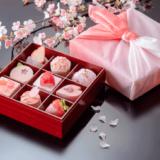 ウェスティン都ホテル京都の桜スイーツボックス