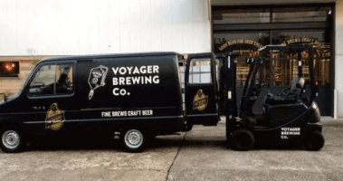 「VOYAGER BREWING」