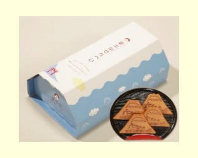 富士山せんべい/松永製菓 富士山のお土産
