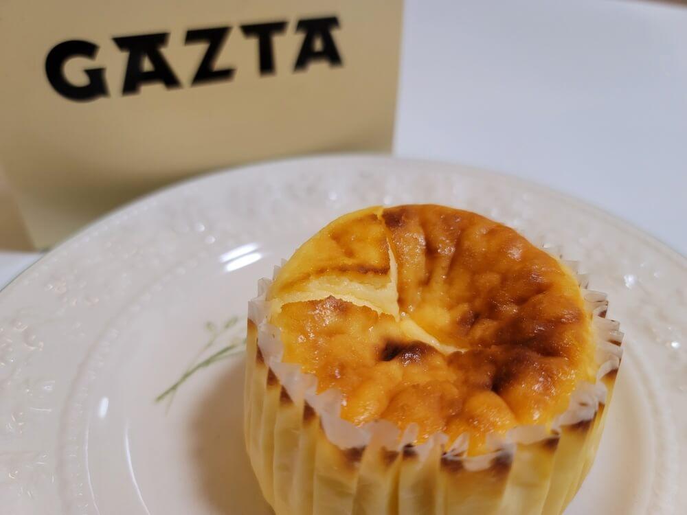 バスクチーズケーキ/GAZTA 白金のお土産