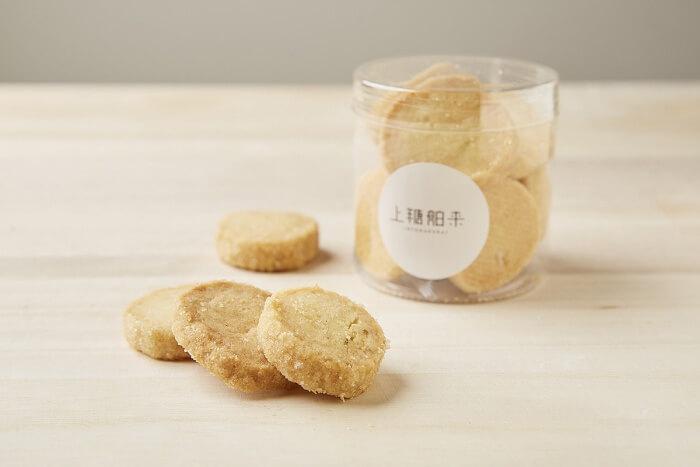 バニラと発酵バターのクッキー/上糖舶来 白金のお土産