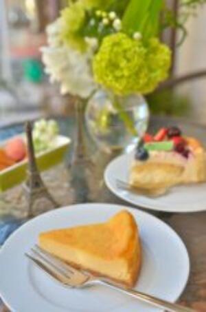 maho's tableのtakanawaチーズケーキ (1)