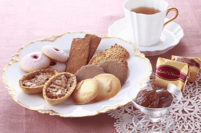 マロングラッセ&クッキー詰め合わせ/ホテルオークラ