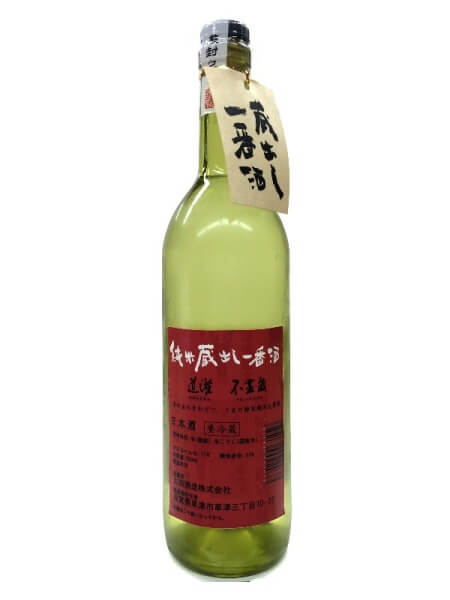 道灌蔵出し一番/太田酒造