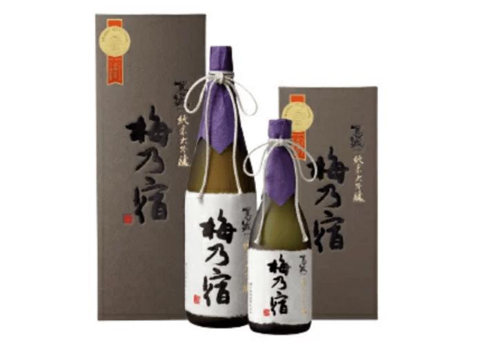 梅乃宿 純米大吟醸 酒