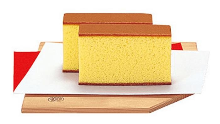 特製五三焼カステラ/福砂屋