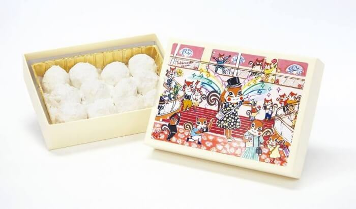 宝塚歌劇限定 くるみクッキー/西光亭