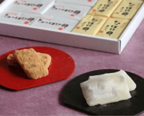 ひっぱり餅/安田屋製菓