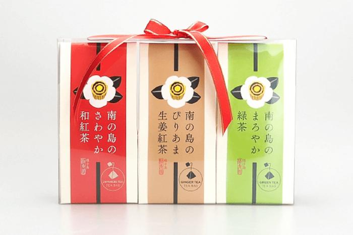 味わい島茶セット/松寿園