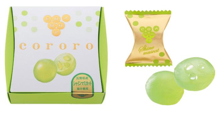 コロロ シャインマスカット味/CORORO